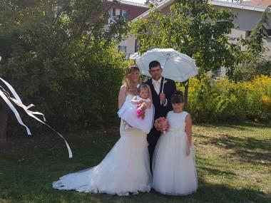 Maßanfertung, Brautkleid nach Maß