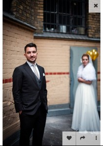 Brautkleid Maßanferigung