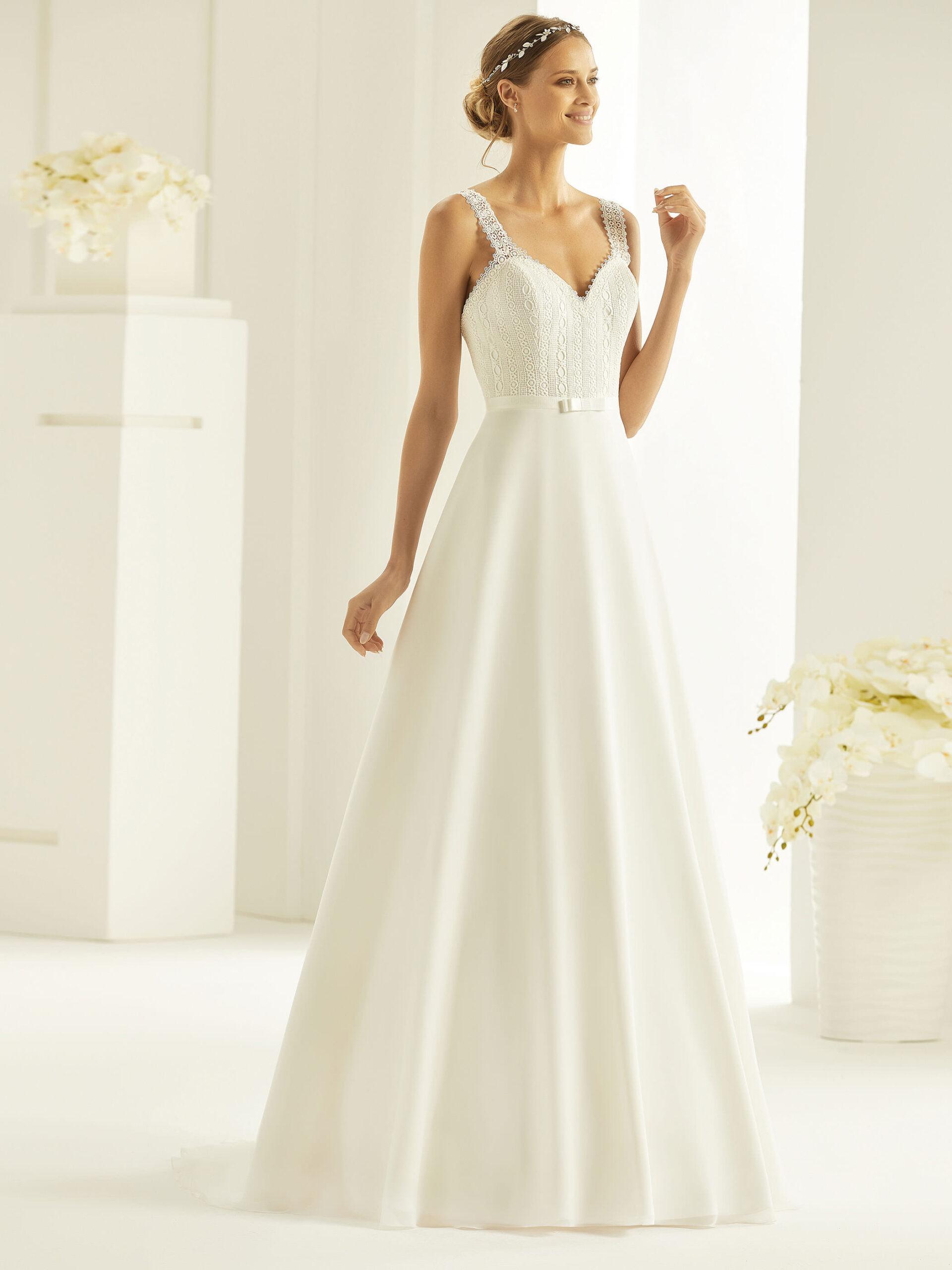 Brautkleid Blanca in weiß